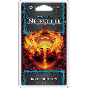 Android Netrunner Intervention Data Pack