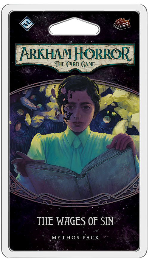 The Wages of Sin: Arkham Horror Living Card Game Expansion Pack