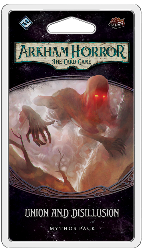 Union and Disillusion: Arkham Horror Living Card Game Expansion Pack