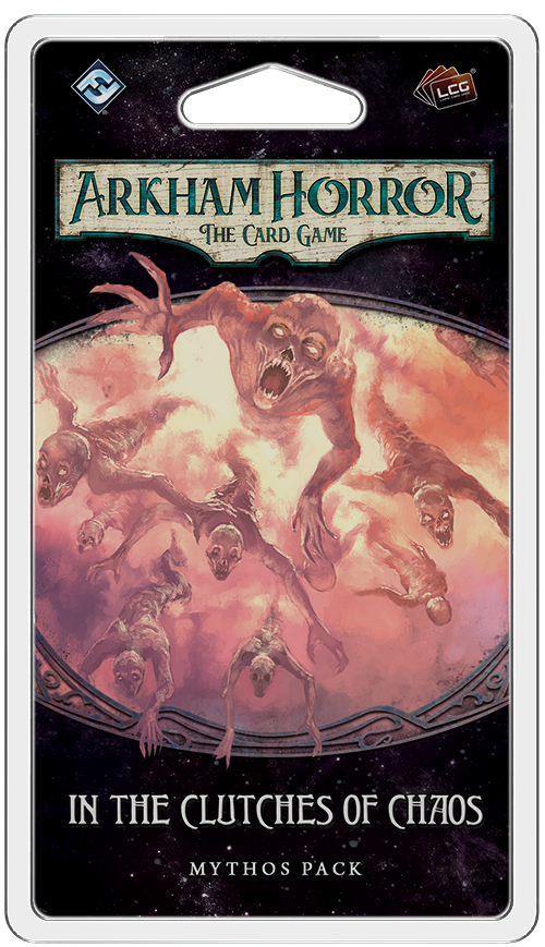 In The Clutches of Chaos: Arkham Horror Living Card Game Expansion Pack