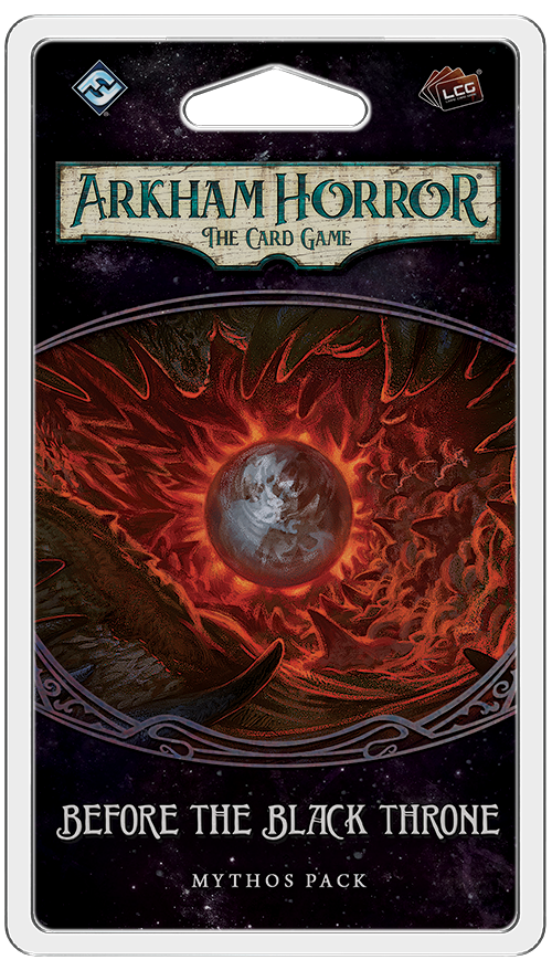 Before the Black Throne: Arkham Horror Living Card Game Expansion Pack