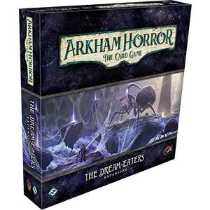 The Dream Eaters: Arkham Horror Living Card Game Deluxe Expansion