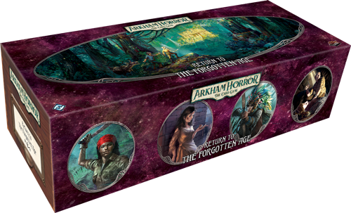 Return to the Forgotten Age: Arkham Horror Living Card Game Expansion
