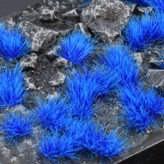 Gamers Grass - Alien Blue (6mm) Wild Tufts-Gamers Grass-Athena Games Ltd