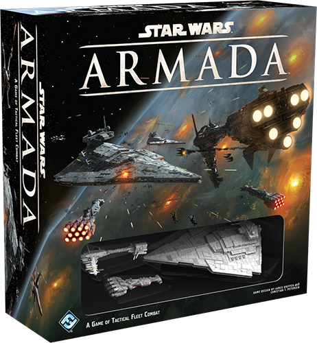 Star Wars Armada Core Set-Fantasy Flight Games-Athena Games Ltd