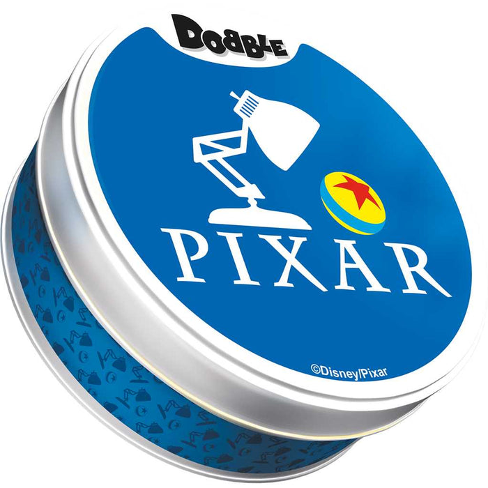 Dobble Pixar - Tin Closed