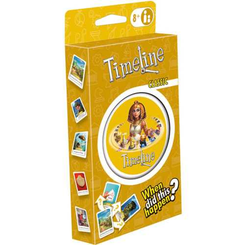 Timeline Classic Board Game