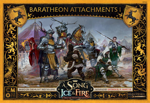 A Song of Ice and Fire: Baratheon Attachments 1