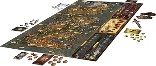 A Game Of Thrones The Board Game 2nd Edition-Board Games-Athena Games Ltd
