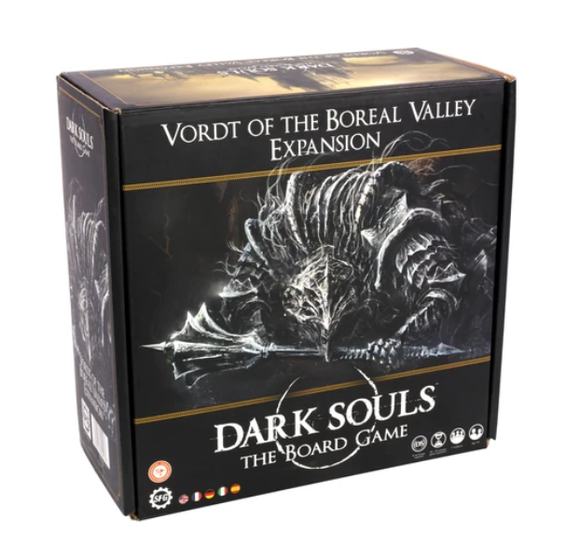 Dark Souls: Vordt of the Boreal Valley Expansion