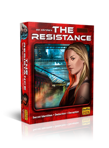 The Resistance-Board Games-Athena Games Ltd
