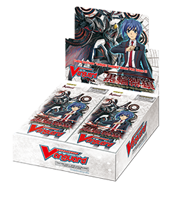 Cardfight Vanguard!! Binding Force of the Black Rings VGE-BT12 Booster Box