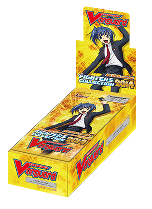 Cardfight Vanguard!! Fighters Collection 2014 VGE-FC02 Booster Box