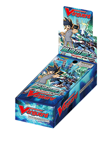 Cardfight Vanguard!! Champions of the Cosmos VGE-EB08 Booster Box
