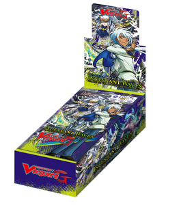 Cardfight Vanguard!! Commander of the Incessant Waves VGE-G-CB02 Booster Box