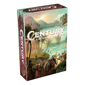 Century: Eastern Wonders Box Art