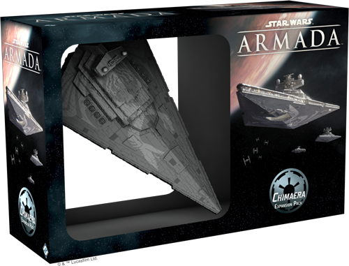 Star Wars Armada Chimaera Expansion