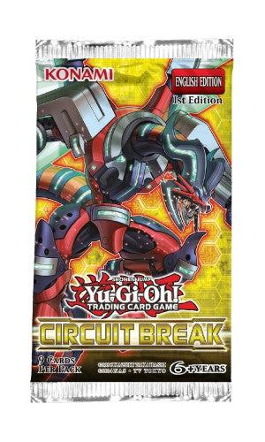 Circuit Break Booster Pack - Yu-Gi-Oh TCG-Konami-Athena Games Ltd