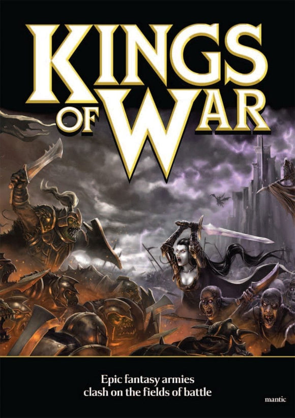 Kings of War Core Rulebook (1st Edition)