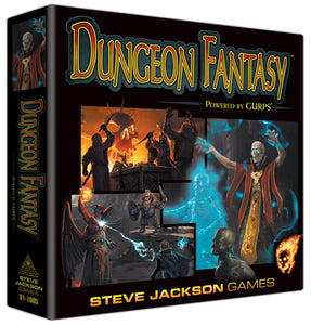 Dungeon Fantasy Roleplay Game
