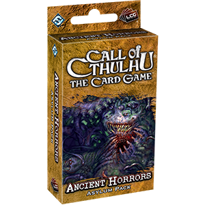 Ancient Horrors - Call of Cthulhu LCG