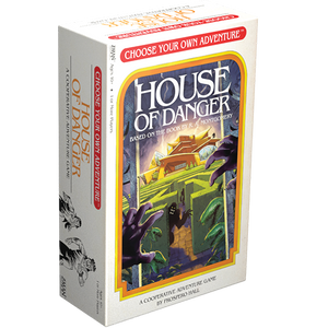 Choose Your Own Adventure: House of Danger Front Cover