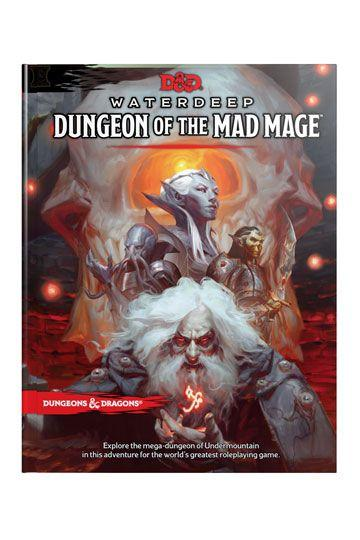 D&D Dungeon of the Mad Mage - Damaged