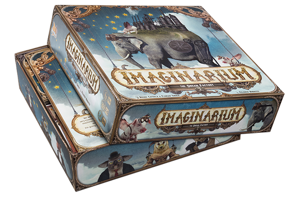 Imaginarium Board Game Box