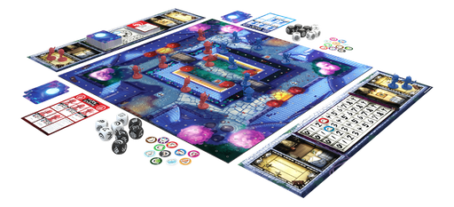 Ninja All-Stars-Board Games-Athena Games Ltd