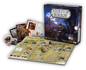 Eldritch Horror-Board Games-Athena Games Ltd