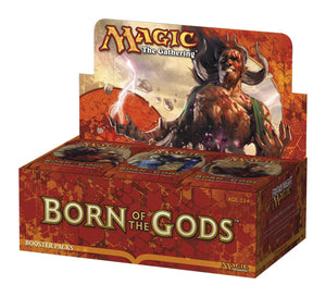 FRENCH Magic the Gathering Born of the Gods Booster Box (CRÉATIONS DIVINES)