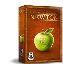 Newton-Board Games-Athena Games Ltd