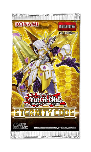 Yu-Gi-Oh Eternity Code Booster Pack-Konami-Athena Games Ltd