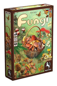 Fungi The Board Game