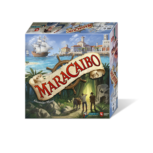 Maracaibo-Capstone Games-Athena Games Ltd