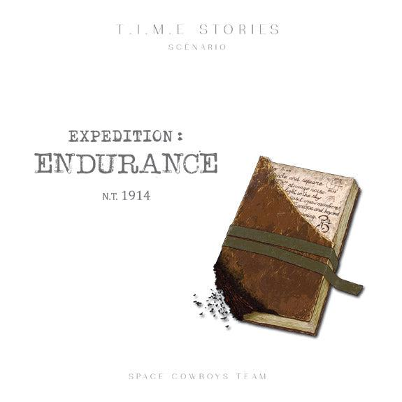 T.I.M.E. Stories Expedition Endurance