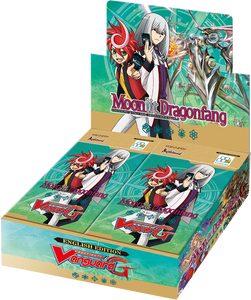 Cardfight Vanguard!! Moonlit Dragonfang VGE-G-BT05 Booster Box