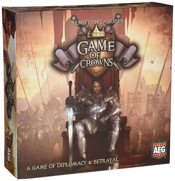 Game of Crowns-Board Games-Athena Games Ltd