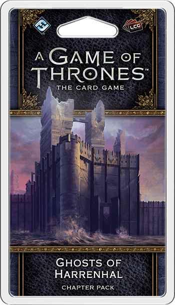 A Game Of Thones Ghosts of Harrenhal Chapter Pack