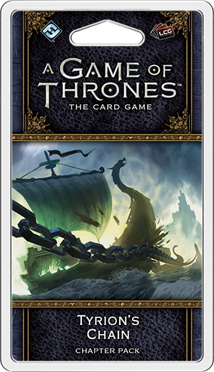 A Game Of Thrones Tyrions Chain Chapter Pack