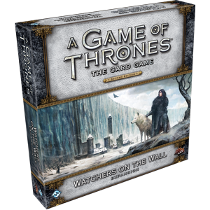Watchers on the Wall: A Game of Thrones Living Card Game Deluxe Expansion