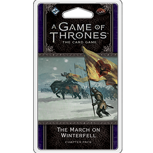 The March on Winterfell: A Game of Thrones Living Card Game Expansion Pack