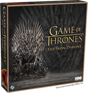 Game of Thrones: The Iron Throne-Board Games-Athena Games Ltd