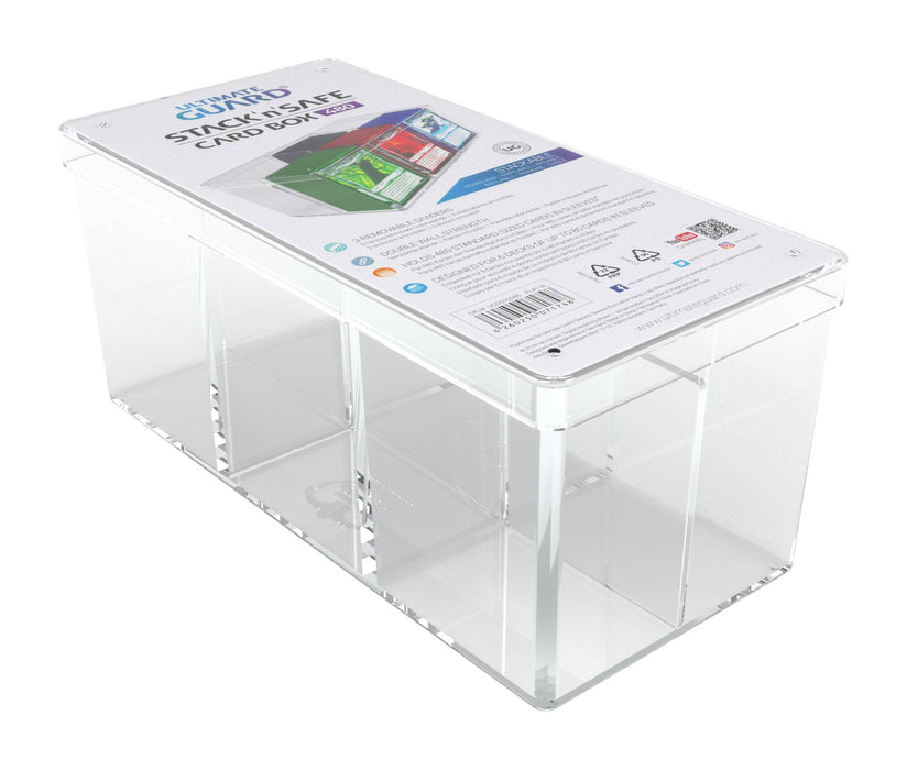 Ultimate Guard Stack´n´Safe Card Box 480 - Retail Packaging