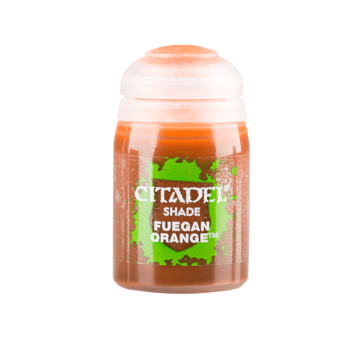Shade Fuegan Orange (24ml)