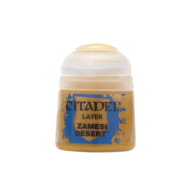 Layer Zamesi Desert (12ml)