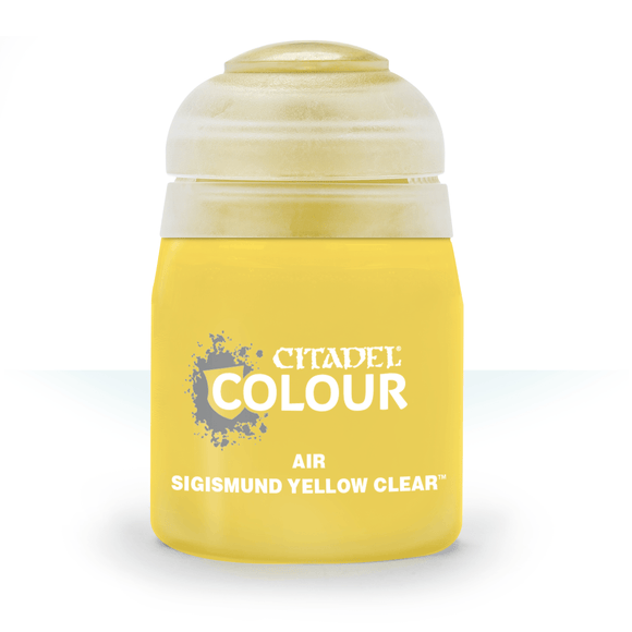 Air Sigismund Yellow Clear (24ml)