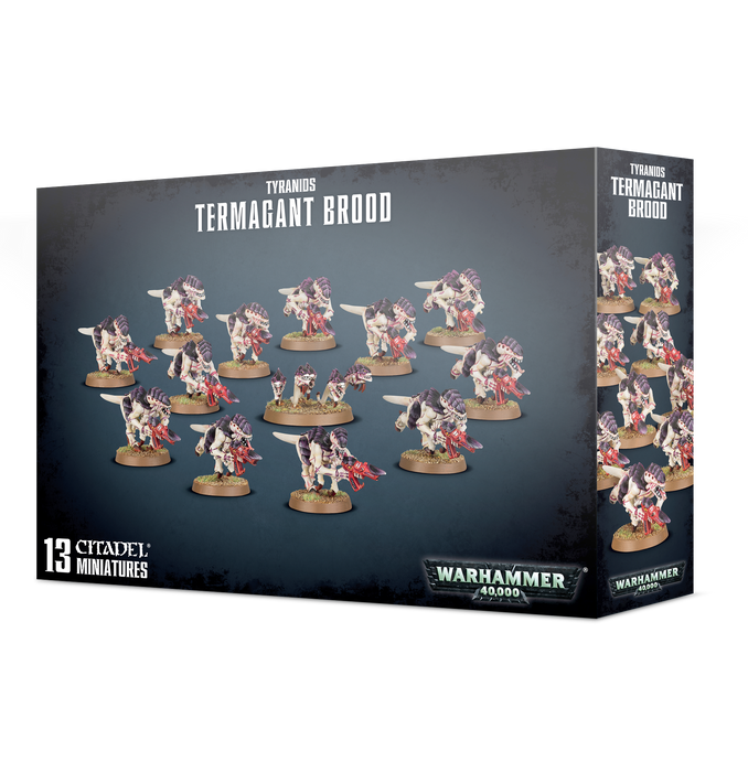 Tyranid Termagant Brood-Games Workshop-Athena Games Ltd