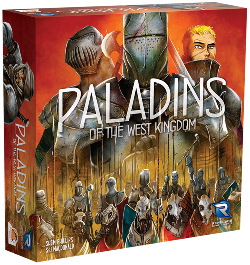 Paladins of the West Kingdom-Renegade Games Studios-Athena Games Ltd
