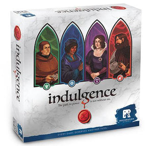 Indulgence-Board Games-Athena Games Ltd
